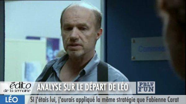 ANALYSE: DÉPART DE LÉO