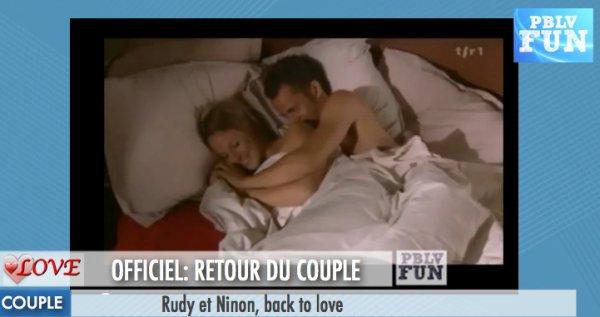Rudy et Ninon remettent le couvert dans Plus Belle la Vie !