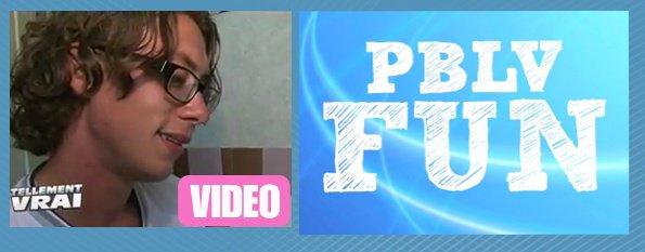 Découvrez Luc, fan (un peu flippant) de Plus Belle La Vie (VIDEO)