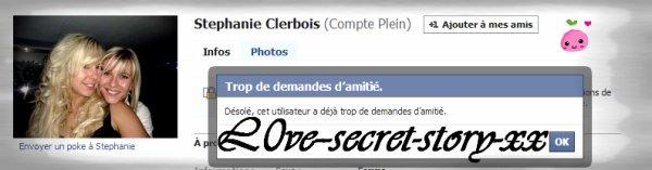 Stéphanie clerbois!