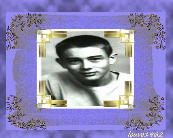 Enfance James Dean