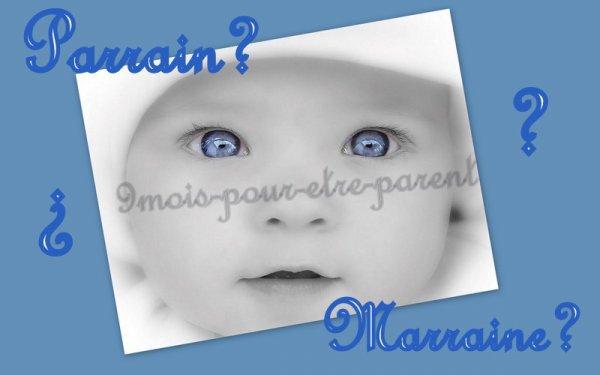 Parrain & Marraine
