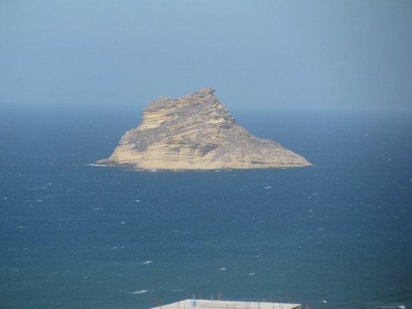 l'ile cap sirate-Tunisie