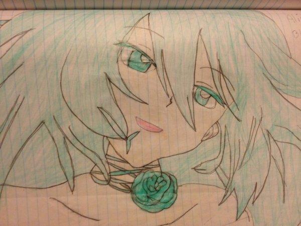 Alice Blanche Pandora Hearts