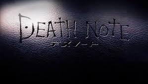 Un... DEATH NOTE?