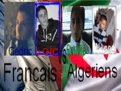 Rencontre algerien en france