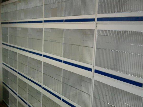 cages a vendre tout PVC