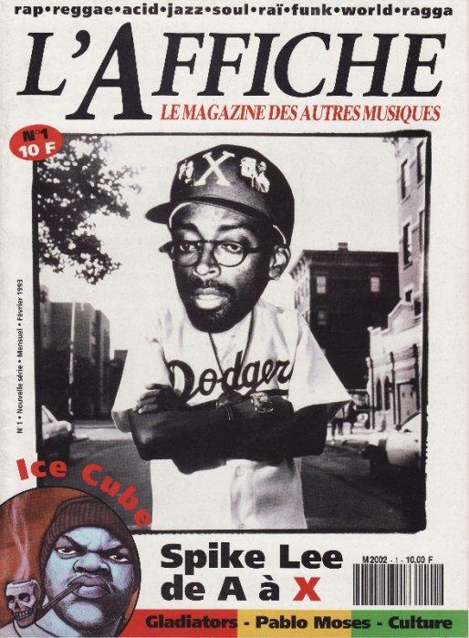 L'affiche (Magazine)