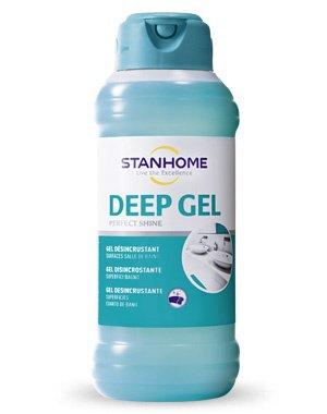 DEEP GEL Gel nettoyant désincrustant pour salle de bains