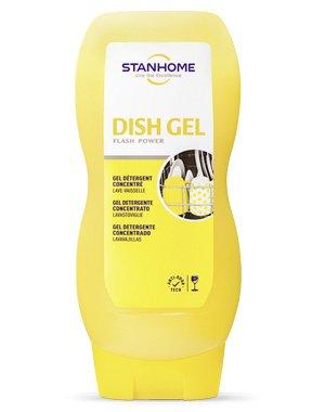 DISH GEL Gel détergent concentré lave-vaisselle