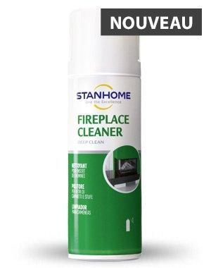 FIREPLACE CLEANER Nettoyant pour insert de cheminée