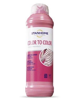 COLOR TO COLOR Additif de lavage protection des couleurs