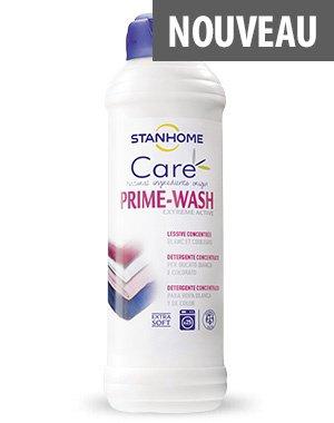 PRIME WASH CARE Lessive concentrée blanc et couleurs