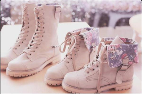 Chaussure de printemps