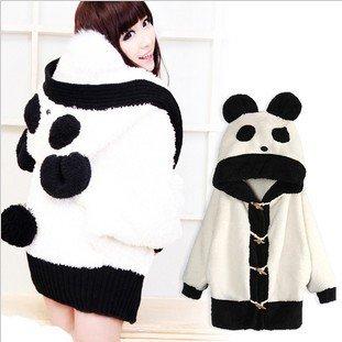 Costume panda♥