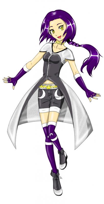 Luna Tsukine
