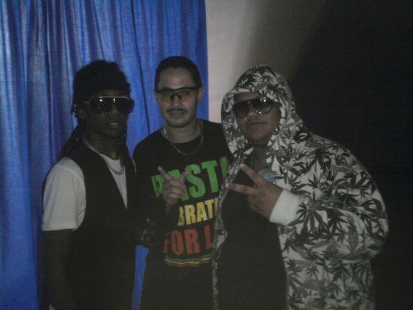 SHAD, DJ RENLO, MC DUC! Miel Vert 2011