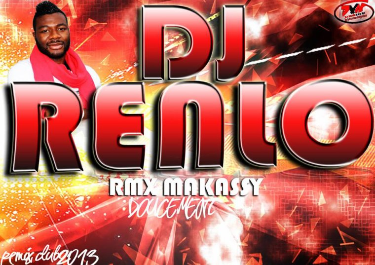 DJ RENLO FT MAKASSY - DOUCEMENT_ RemixX Exclu 2013 ★ (2013)