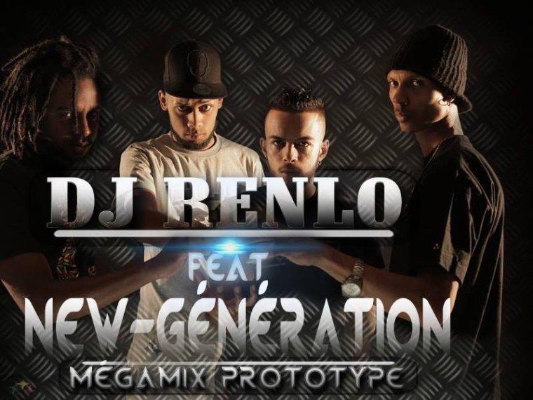 DJ RENLO_ Mégamix New Génération_ Prototype (2014)