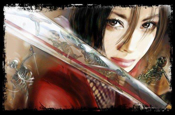 Les femmes ninjas : les Kunoichi