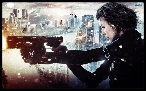 Films : Resident Evil === > Alice
