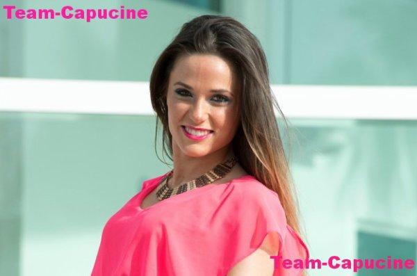 Nouvelle Photo de Capucine et Nouveaux News