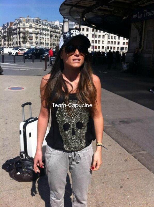 Team-Capucine • Découvrez de nouvelles photos de Capucine + la suite d'un photoshoot d'elle fait par Frederic Monceau