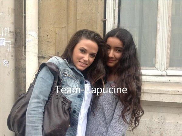 Team-Capucine • Découvrez Capucine avec des fans à Paris