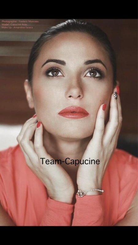 Team-Capucine • Beaucoup de news photos de Capucine