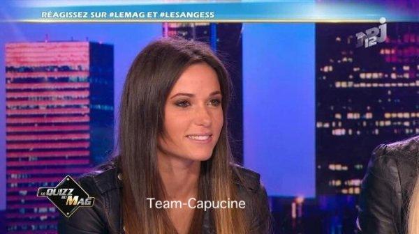 Team-Capucine • Capucine était sur le Mag mercredi 1er Mai avec Aurélie