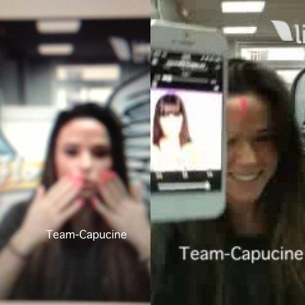 Team-Capucine • La Twitcam de Capucine