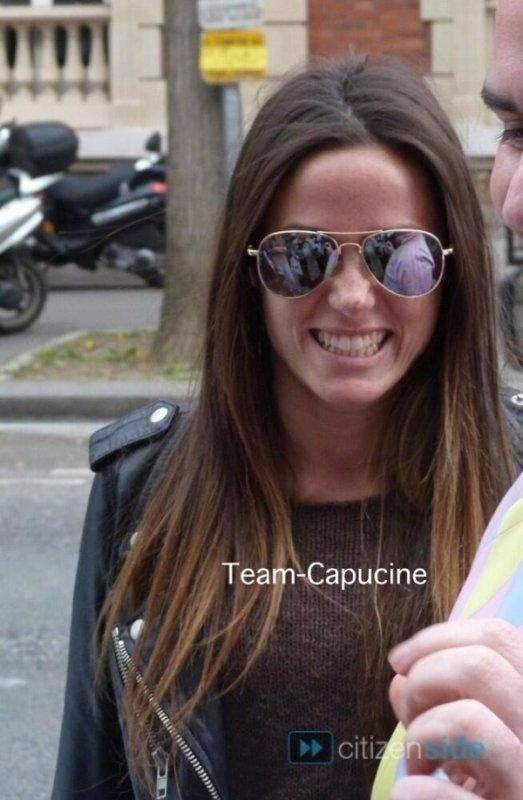 Découvrez de nouvelles photos de Capucine