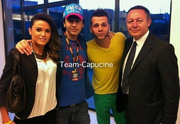 Découvrez de nouvelles photos de Capucine a Radio Espace