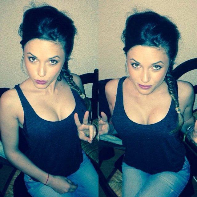 Ce blog est consacré à Capucine Anav la jolie brune de Secret Story 6