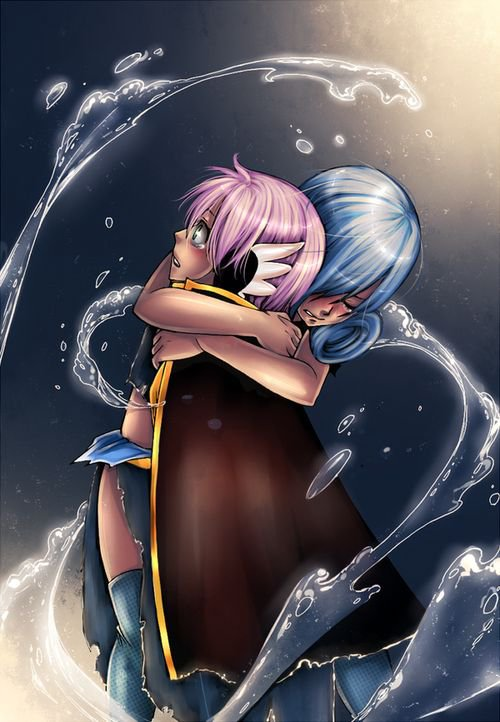 Jubia  and Meredy