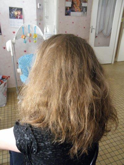 voici la coiffure ke ma demander maeeelyyyys