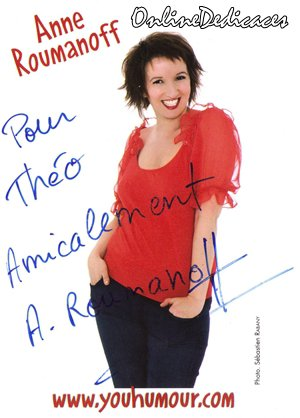 01 - Anne roumanoff