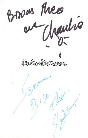 49 -Charlie Nune & Senna