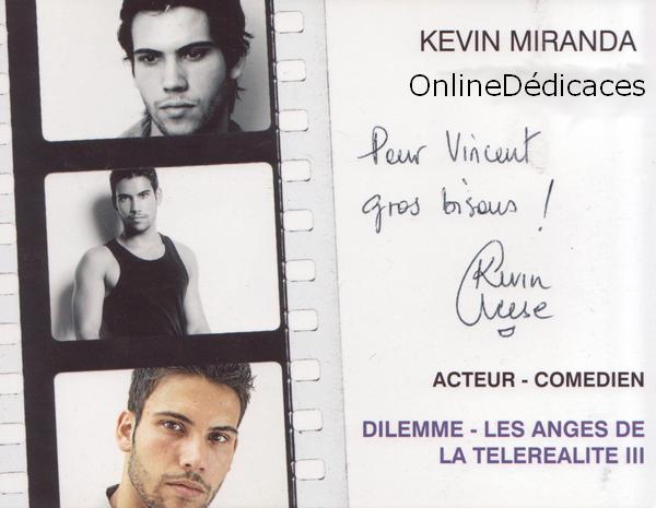 153 - Kevin MIRANDA