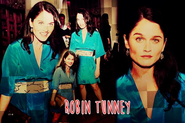 Robin élue seconde enquêtrice la plus sexy des séries télévisées par TV Guide !