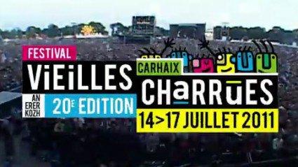 SPÉCIAL FESTIVAL : Vieilles charrues Scène rock édition 2011 (épisode 1)