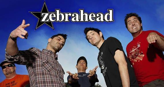 RETOUR SUR : Zebrahead
