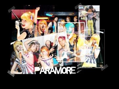 RETOUR SUR : Paramore