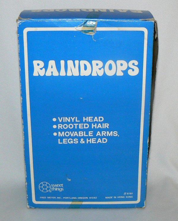 les Raindrops