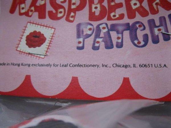 clones zet copies : Rasberry Patches de Leaf
