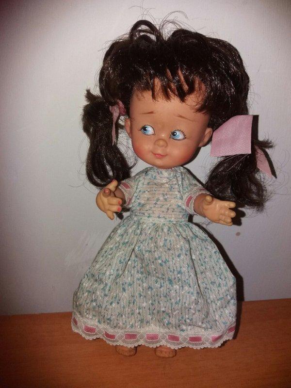 bambola rara versione mora
