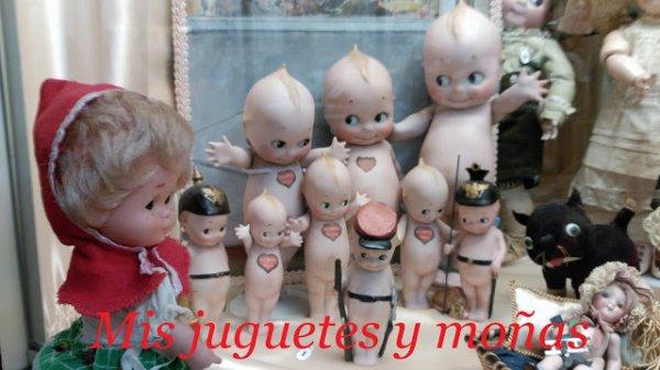 Mis juguetes y moñas