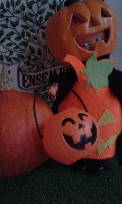 halloween bidouille citrouille