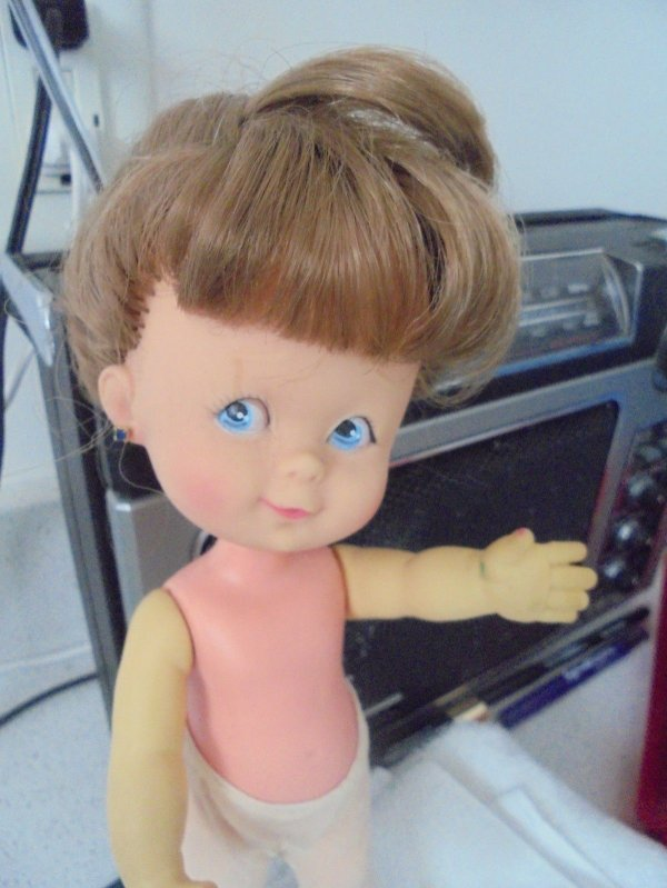 Migliorati BARBARELLA VINTAGE Doll!
