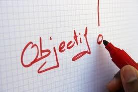 Mes Objectifs !!!!